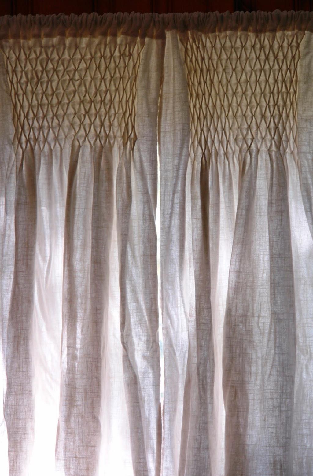 Lined Burlap Curtains Diy Home Design Ideas