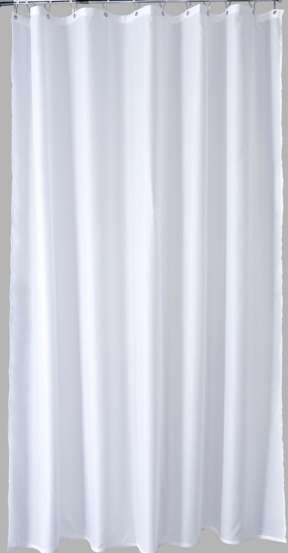 Long White Curtains Cheap