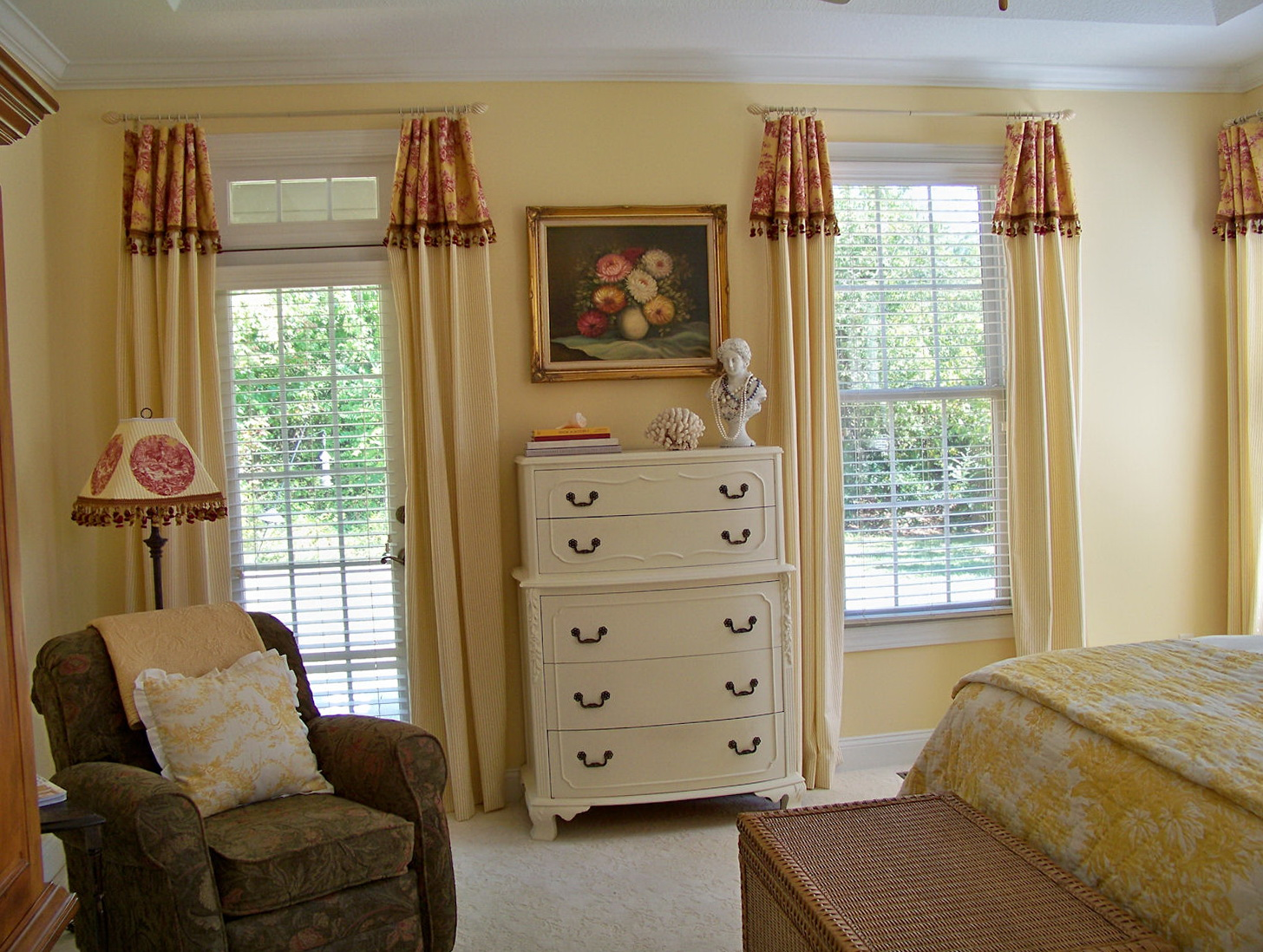 Master Bedroom Curtains Pictures