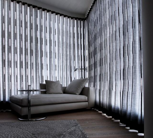 Master Bedroom Window Curtains