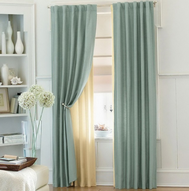 Modern Curtain Ideas 2015