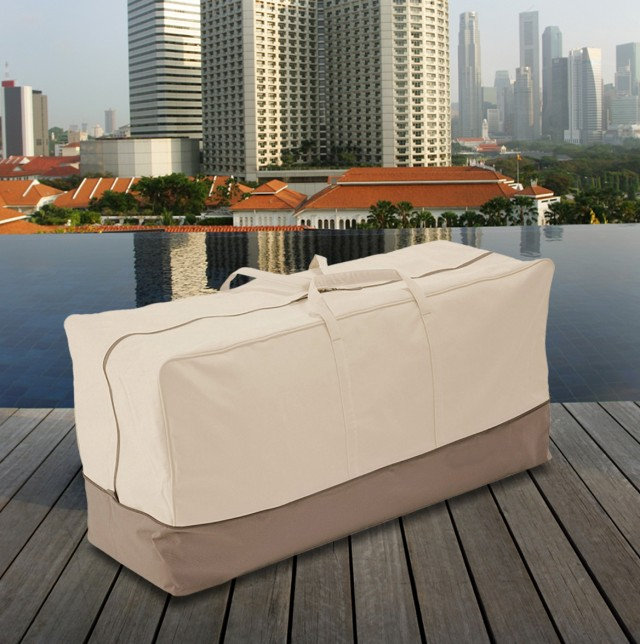 Outdoor Cushion Storage Bag Large