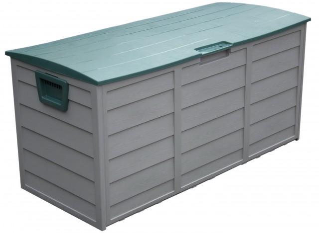 Patio Furniture Cushion Storage Bench