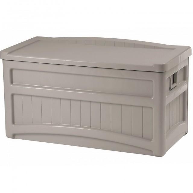 Patio Furniture Cushion Storage Ideas