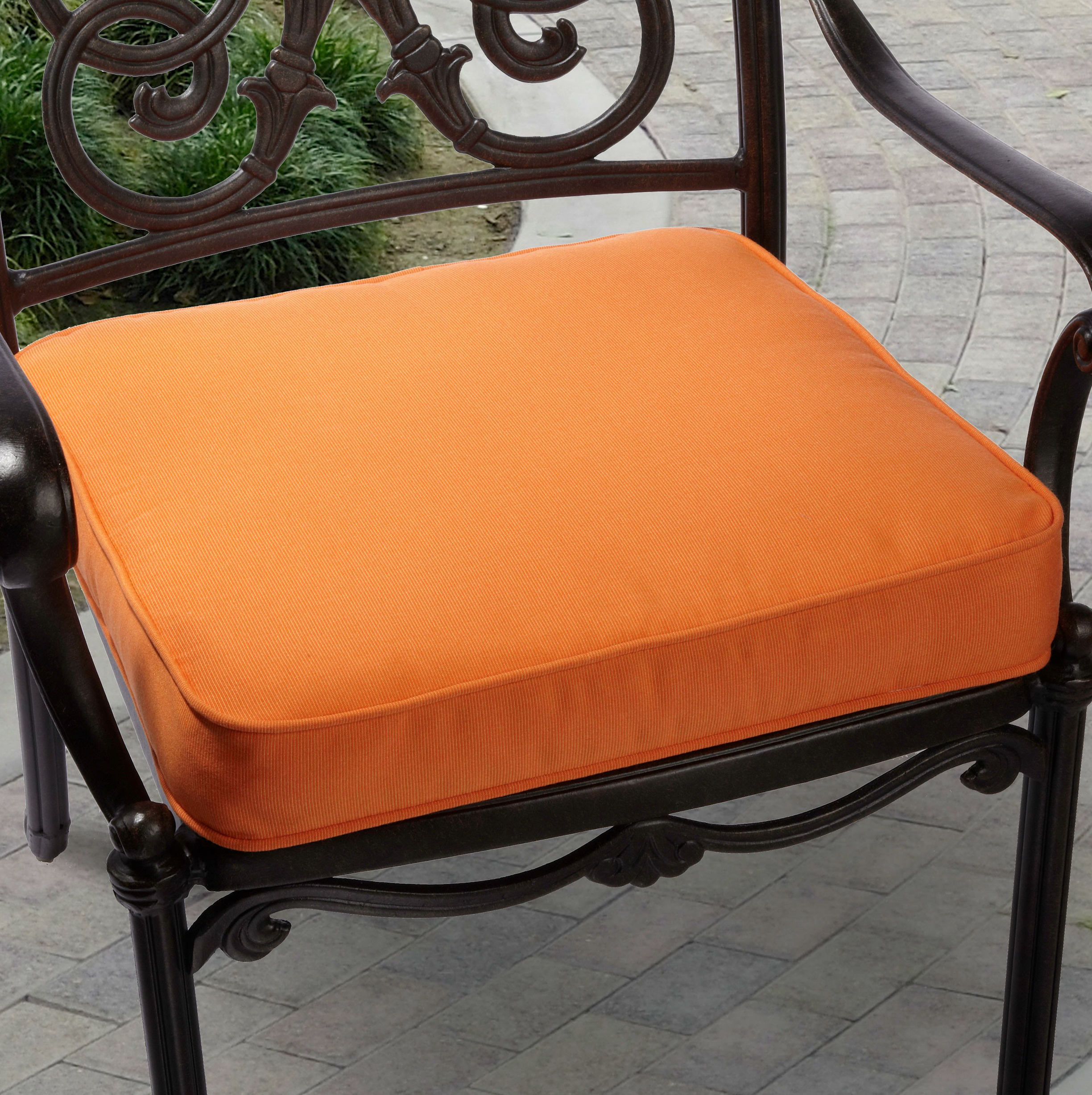 Patio furniture cushions sunbrella fabric home design ideas for Sunbrella patio furniture cushions