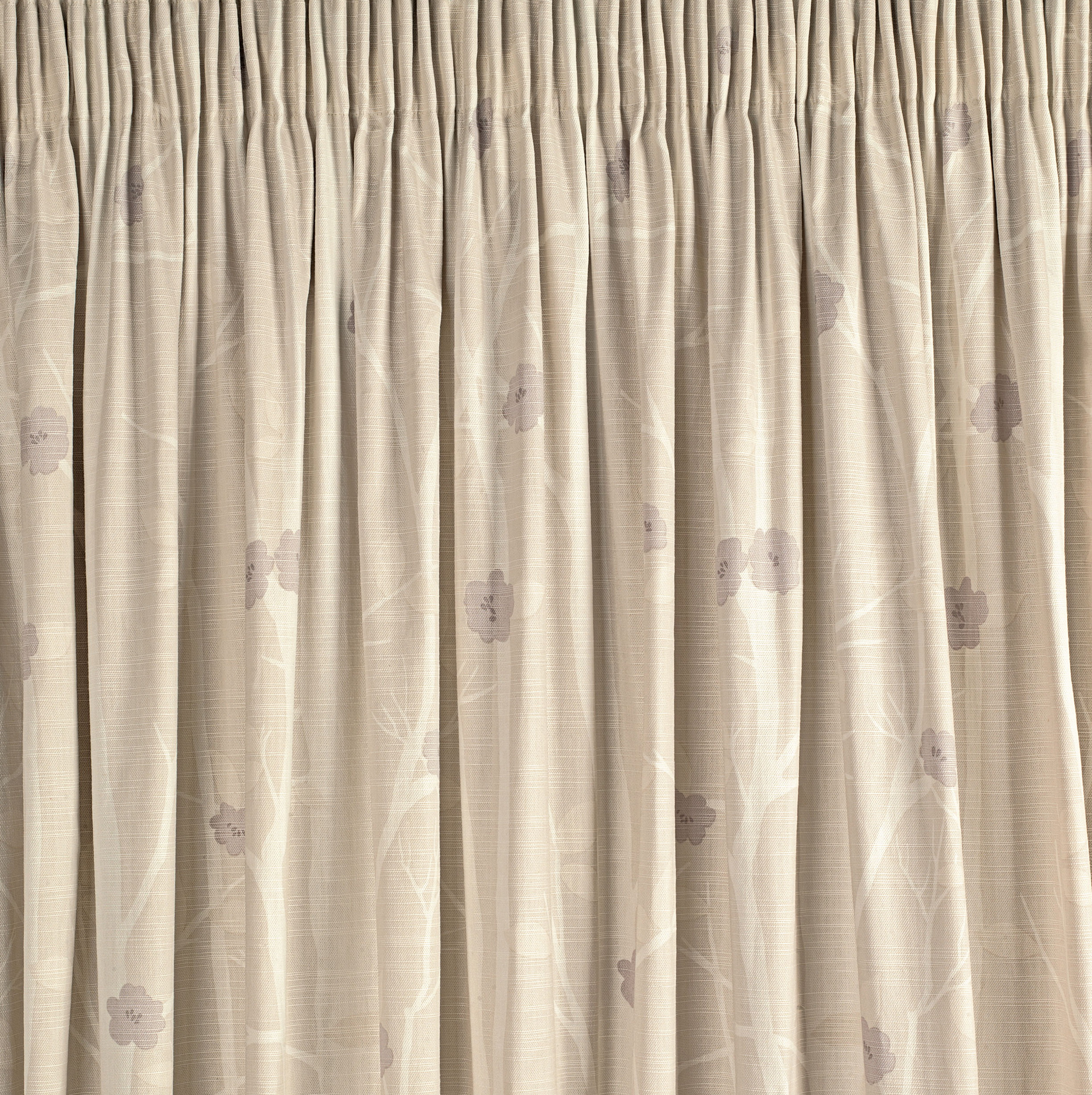 Pencil pleat curtains on a pole home design ideas for Pencil pleat curtains on track