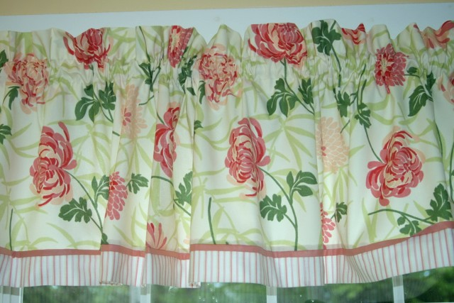 Pink And Green Curtains Sale