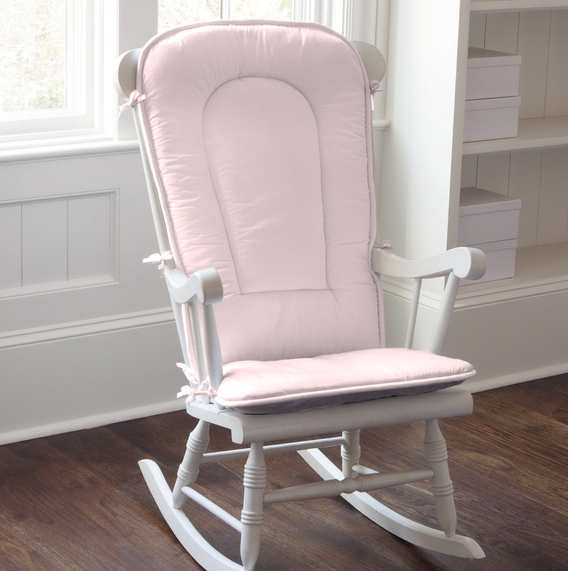 Pink Chair Cushions Pads