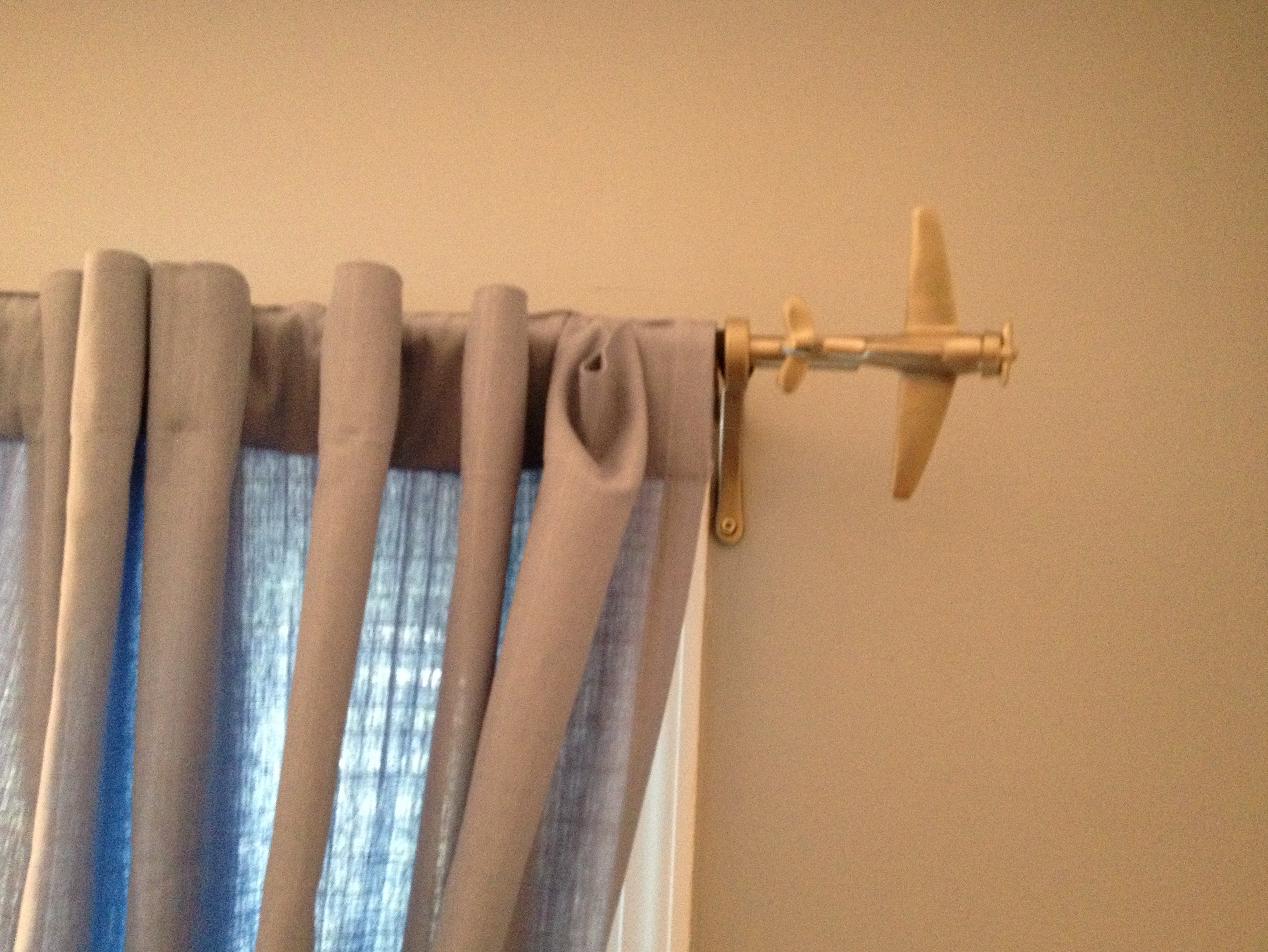Pottery Barn Curtain Rod Instructions