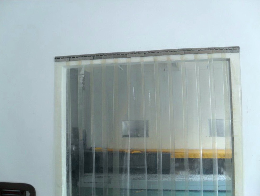 strips curtain ribbed in standard walk freezer about cooler uk the curtains on doors clear strip door plastic sale