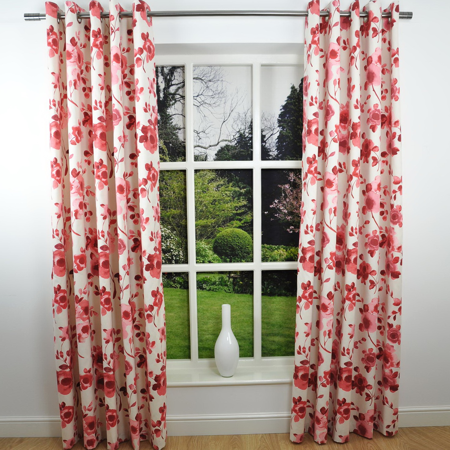 Best Drapes Red And Cream Curtains Uk Home Design Ideas