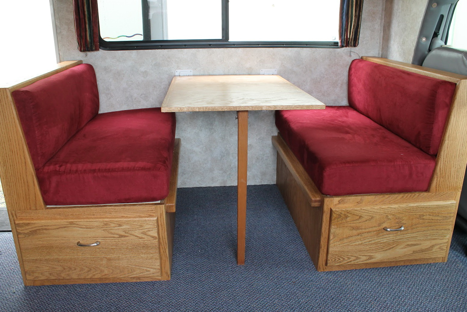 Replacement Cushion Covers For Camper Home Design Ideas