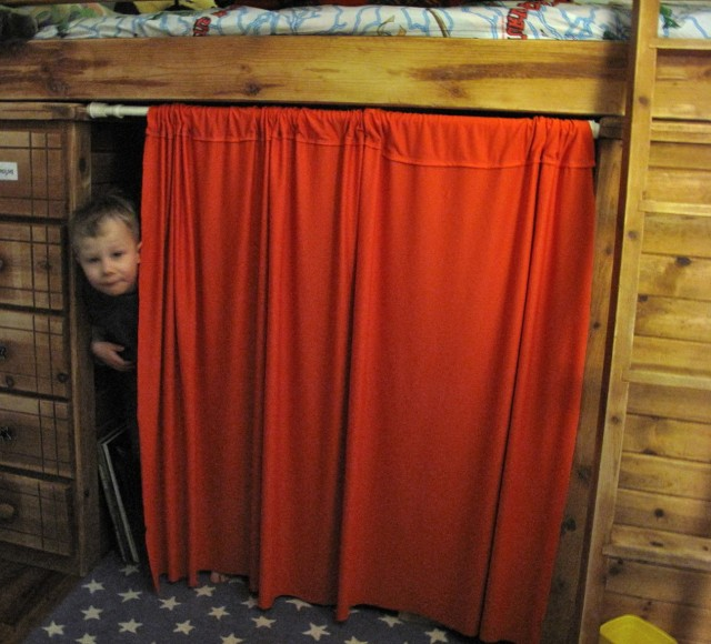 Rv Bunk Bed Curtains