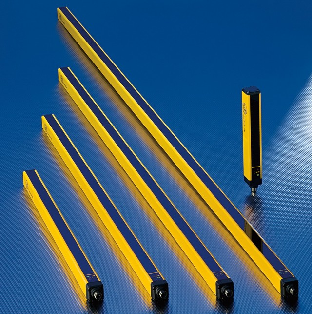 Safety Light Curtains Osha
