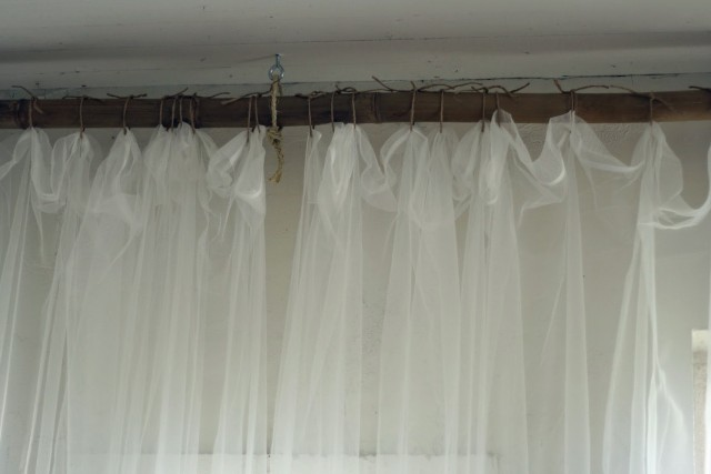 See Through Curtains India