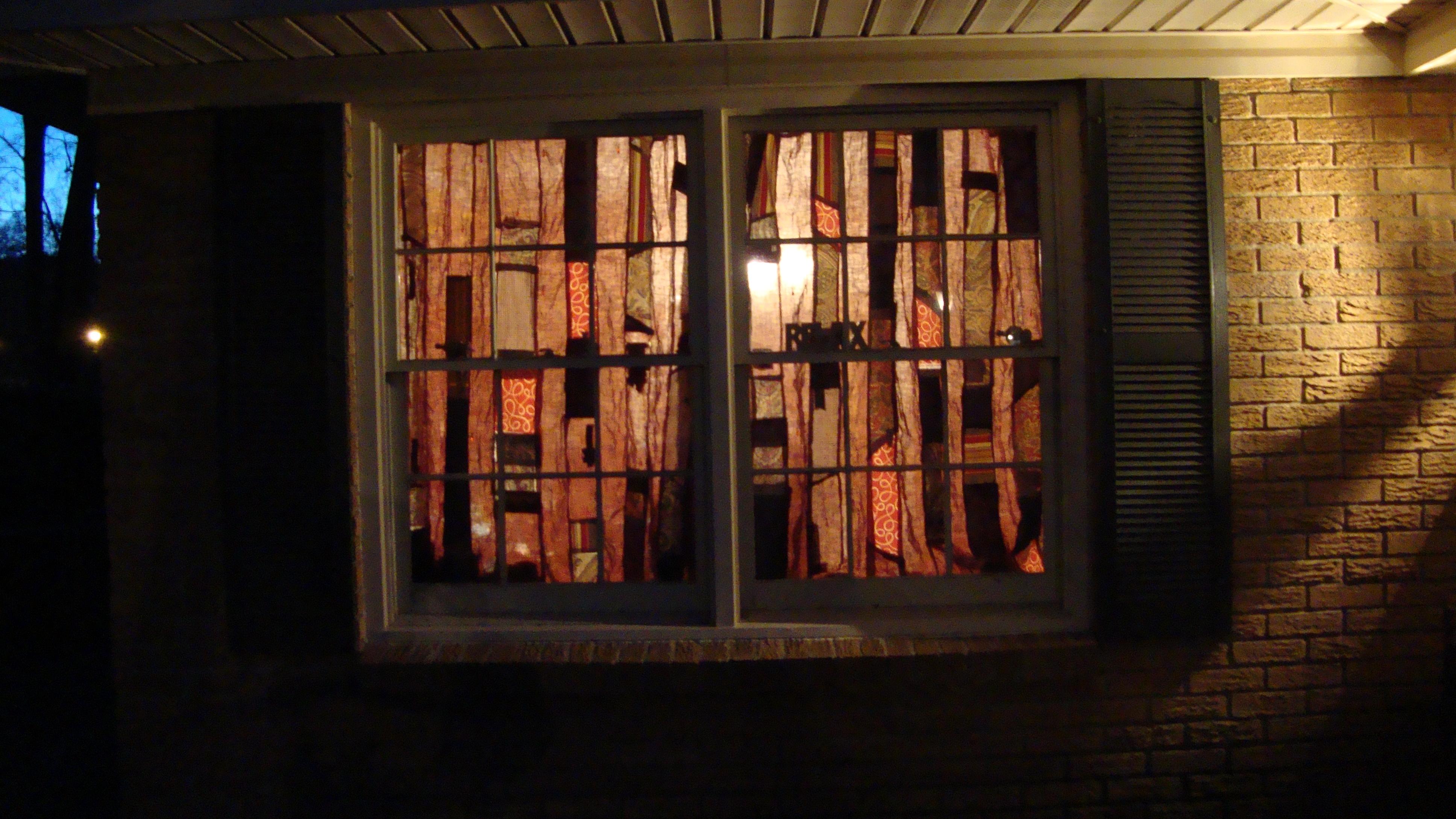 See Through Window Curtains