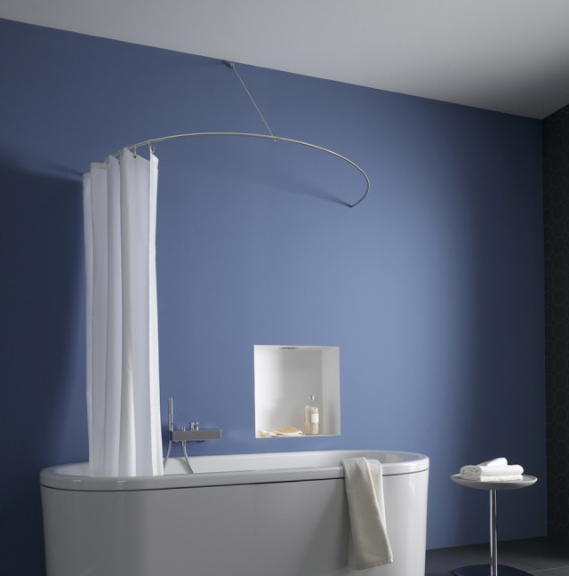 Semi Circular Curtain Rod