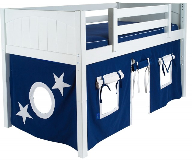 Top Bunk Bed Curtains