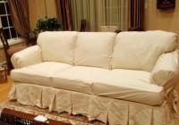 3 Cushion Sofa Slipcover Pottery Barn