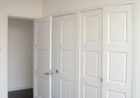 3 Panel Bifold Closet Doors