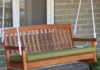 48 Inch Bench Cushion Outdoor
