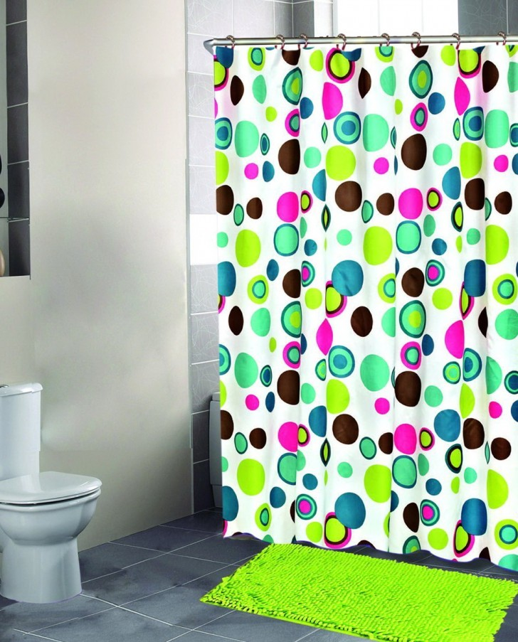 Permalink to Abright Colorful Shower Curtains