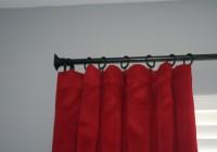 adjustable curtain rods walmart