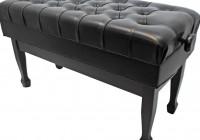 Adjustable Piano Bench Ebay