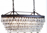 Allen And Roth Crystal Chandelier