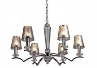 allen roth 6 light chandelier