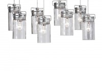 Allen Roth 8 Light Chandelier