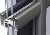 Aluminum Curtain Wall Systems