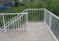 Aluminum Deck Railing Systems
