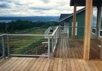 Aluminum Railings For Decks Nj