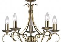 Antique Brass Chandelier Uk