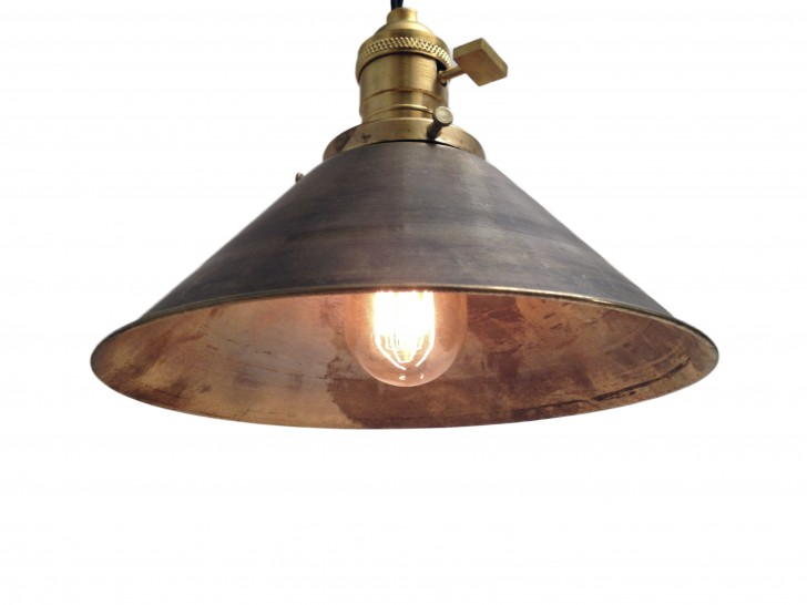 Permalink to Antique Brass Chandelier With Shades