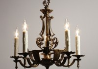 antique brass chandeliers for sale