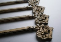 Antique Curtain Rods For Sale