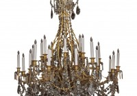 antique french crystal chandeliers for sale