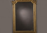 Antique Gold Frame Mirror