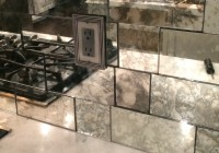 Antique Mirror Glass Tiles