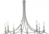 Antique Silver Chandelier Lighting