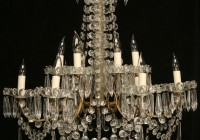 Antique White Chandelier Home Depot