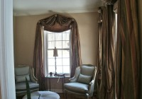 Arch Window Curtains Ideas