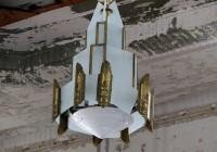 Art Deco Chandelier Reproduction