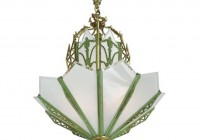 Art Glass Chandeliers For Sale