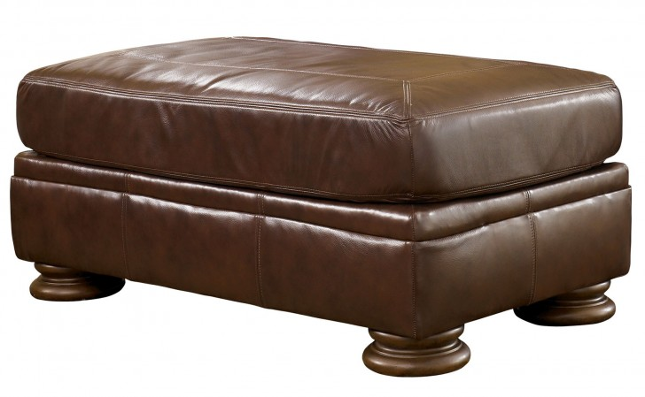 Permalink to Ashley Furniture Ottoman Brown Leather