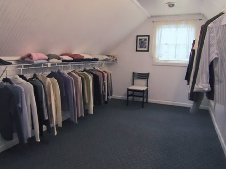 Permalink to Attic Closet Design Ideas