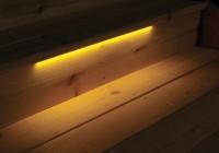 Aurora Deck Lighting Installation