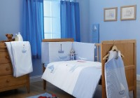 Baby Boy Nursery Curtains Uk